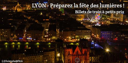 Billets de train d'occasion Lyon