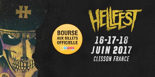 Bourse aux billets du Hellfest 2017