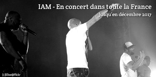 IAM en concert
