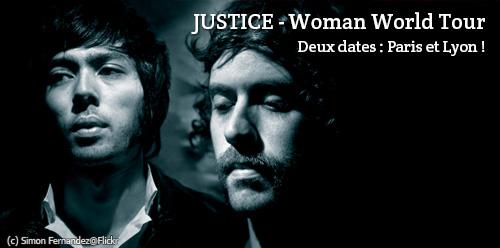 Concert de Justice