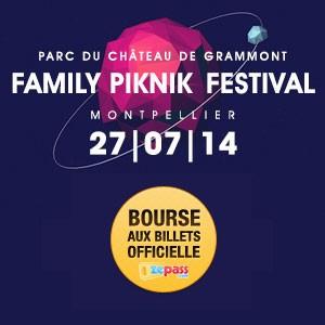 Concert festival Family Piknik #3