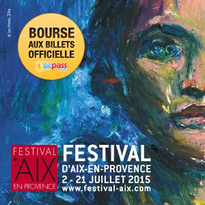 Concert festival Festival d'Aix-en-Provence