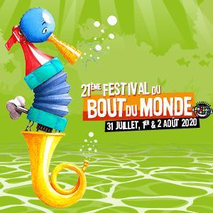 Concert festival Festival du Bout du Monde 2020