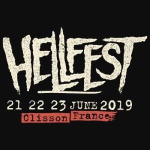 Concert festival Hellfest 2019