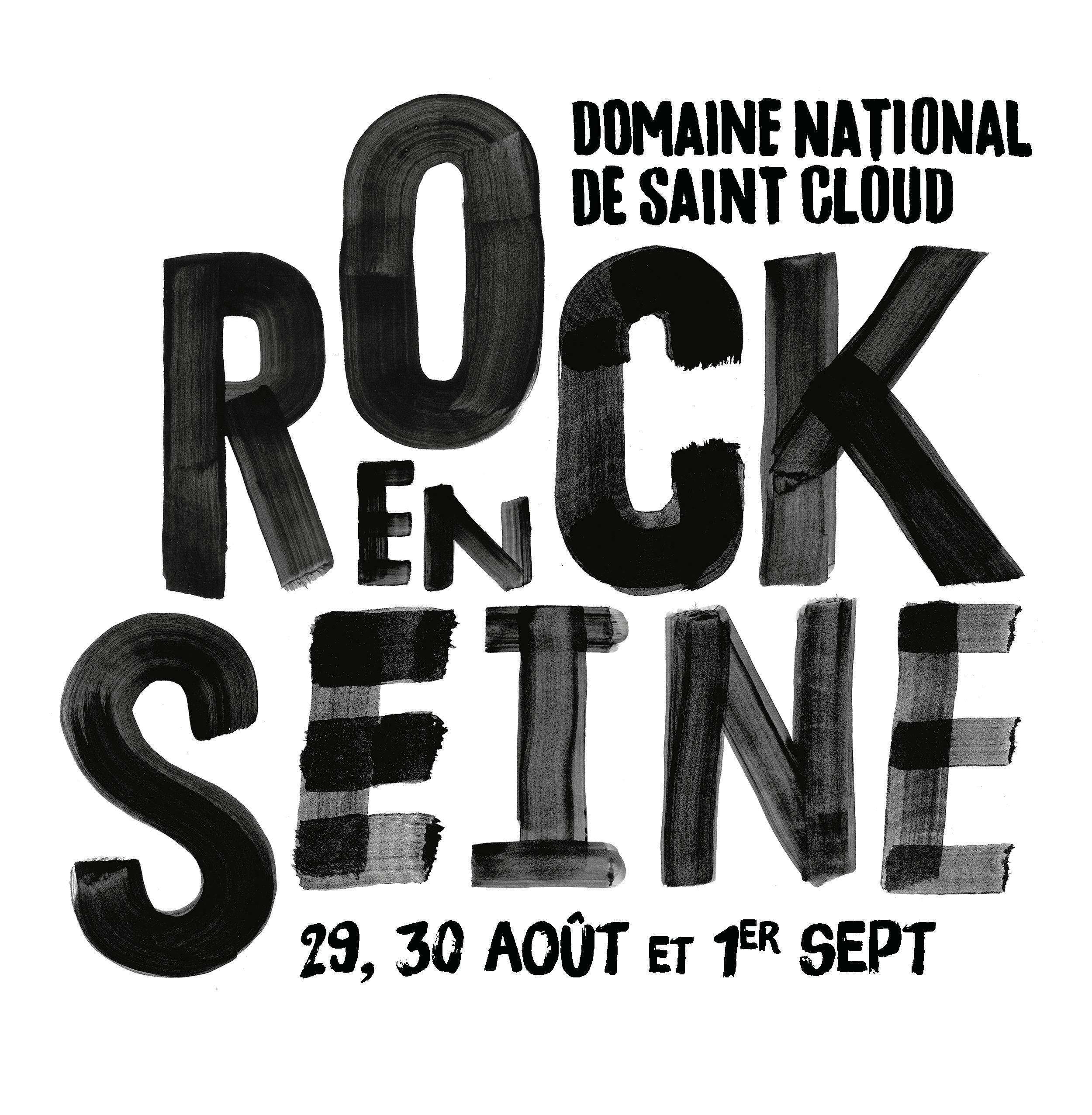 Concert festival Rock en Seine 2020