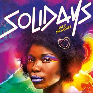 Concert festival Solidays 2020