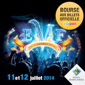 Concert festival Electrobeach V