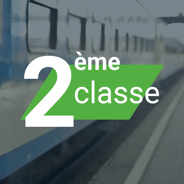 train classe 2