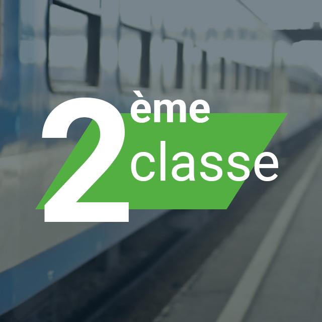 train classe 2